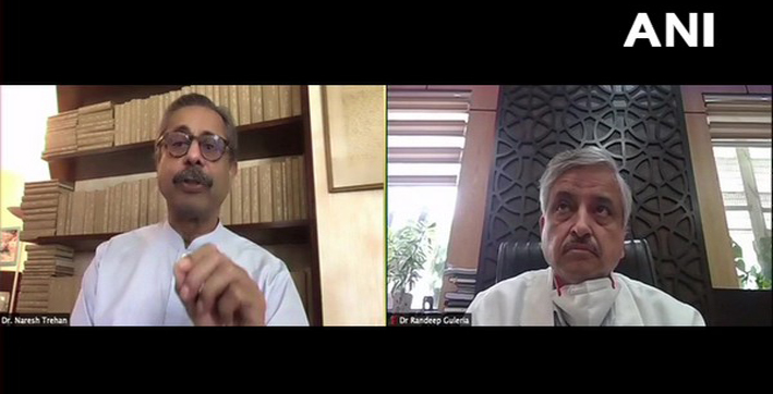 Key to control 'black fungus' is judicious steroid use, good control over diabetes: Dr Naresh Trehan