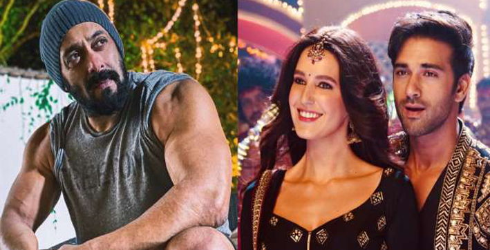 salman khan lauds isabelle kaif pulkit samrats first looks from suswagatam khushaamadeed
