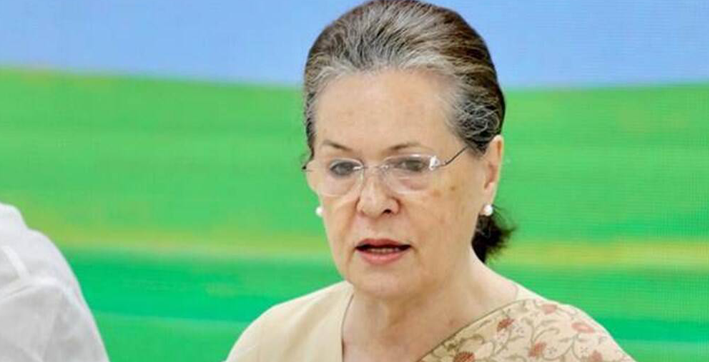 govt shows shocking insensitivity arrogance towards farmers sonia gandhi