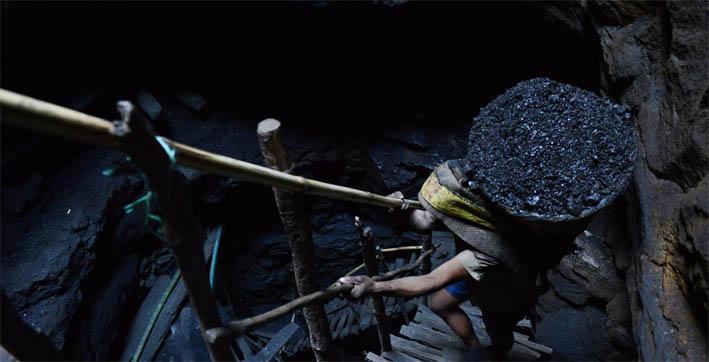 six killed in mine accident in meghalaya