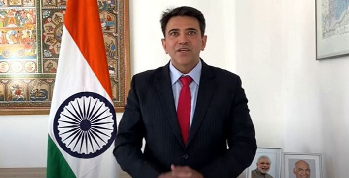 indian consul general in munich extends greetings on parakram diwas