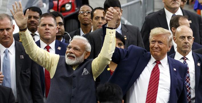 result of howdy modi trump calls indias air filthy kapil sibal
