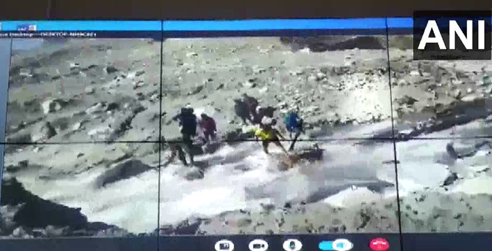 uttarakhand glacier burst death toll rises to 70