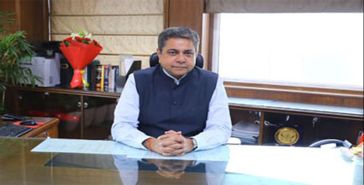arvind singh appointed as secretary of tourism goi