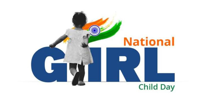 vice president ministers extend wishes on national girl child day