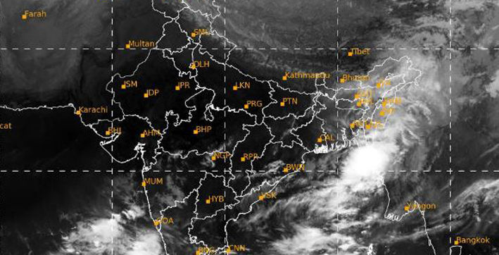heavy rains likely over northeast today