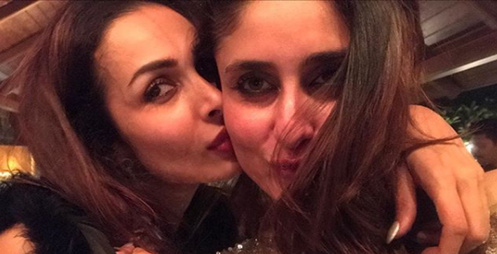 kareena kapoors birthday wish for malaika arora