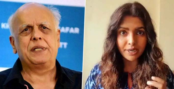 mahesh bhatt to take legal action against relative luviena lodh over video alleging harassment