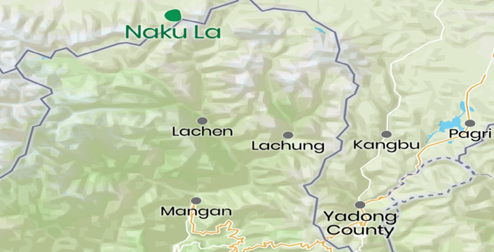 minor face-off with chinese troops at naku la in sikkim resolved by local commanders