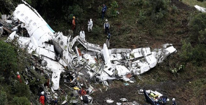 5 killed in brazil in aircraft crash