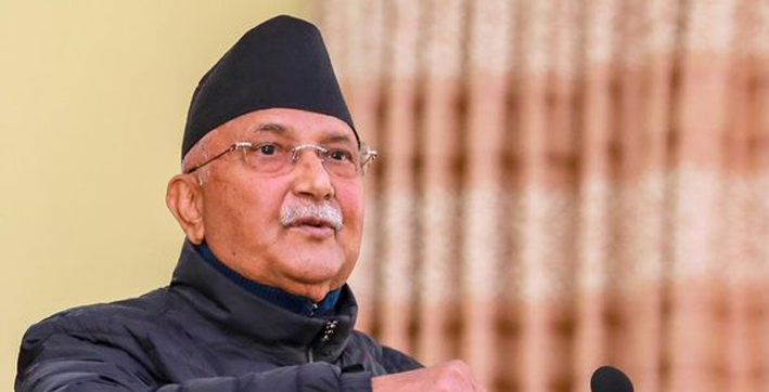 pm oli removed from nepals ruling party amid political chaos