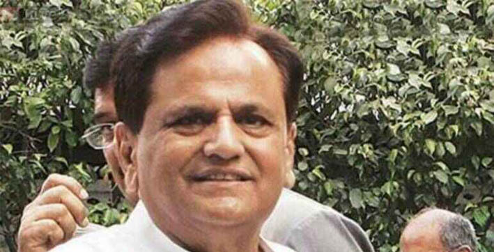 a gandhi family loyalist ahmed patel - the go-to man in congress - passes away