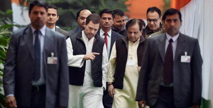 one of the staunchest pillars of the congress party mourns for ahmed patel