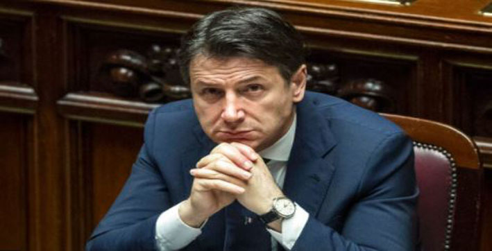 italian pm conte resigns leaving country adrift in the midst of the pandemic