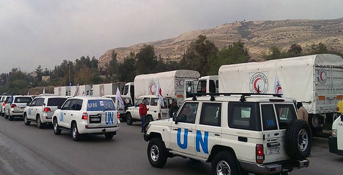 india calls on unsc members to end politicisation of humanitarian aid to syrian citizens
