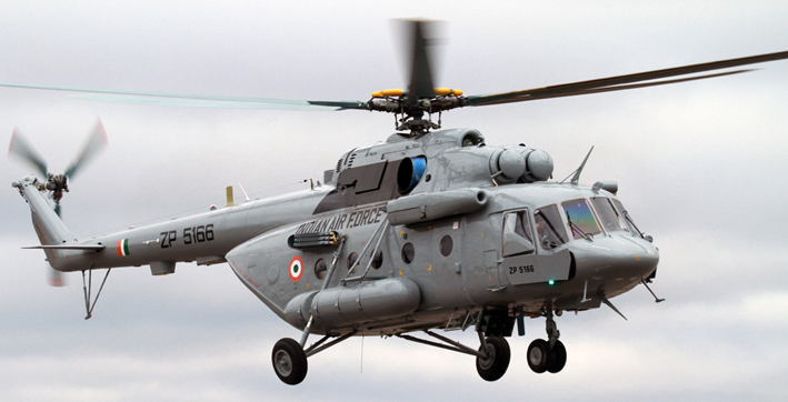 crpf jawans going on leave get mi-17 ferry facility in kashmir to avoid pulwama-like attack