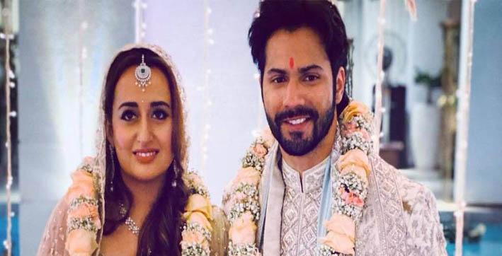 varun dhawan expresses gratitude to everyone post marriage with natasha dalal