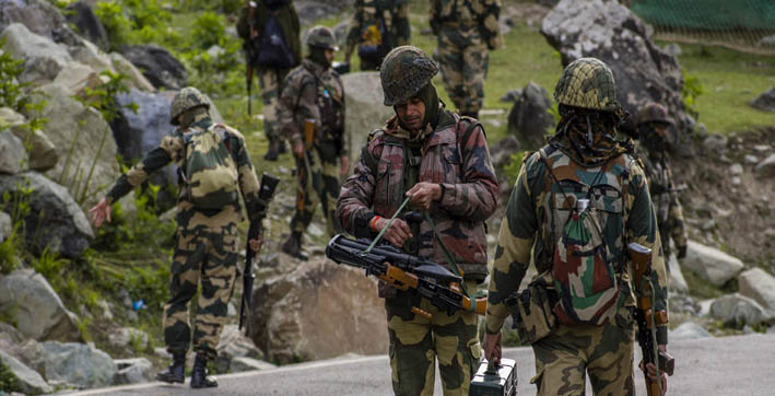 four army jawans injured in grenade attack by terrorists in j-ks kulgam