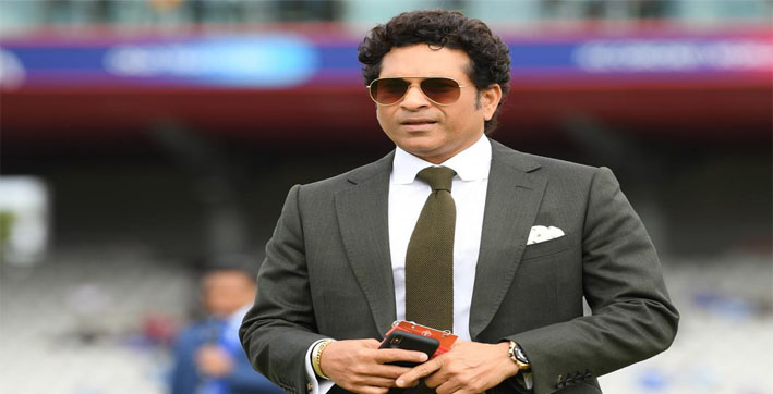 Sachin Tendulkar tests positive for COVID-19