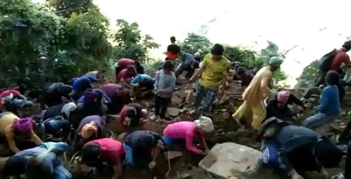 nagaland govt orders geologists to investigate social media reports about diamond found in mon district