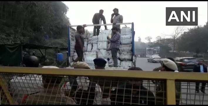 One held in Guwahati for transporting 5 quintal of ganja in truck