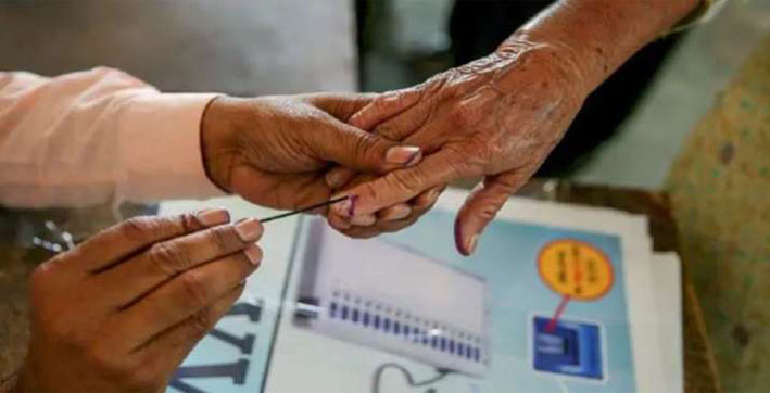 108 lakh d voters will not be allowed to vote in assam polls ceo