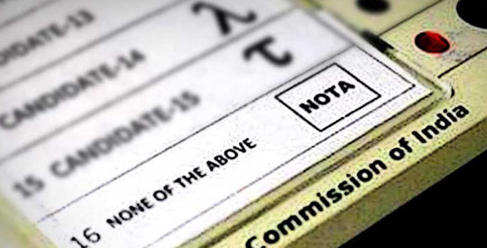 plea in sc to direct ec to nullify election if nota gets most votes