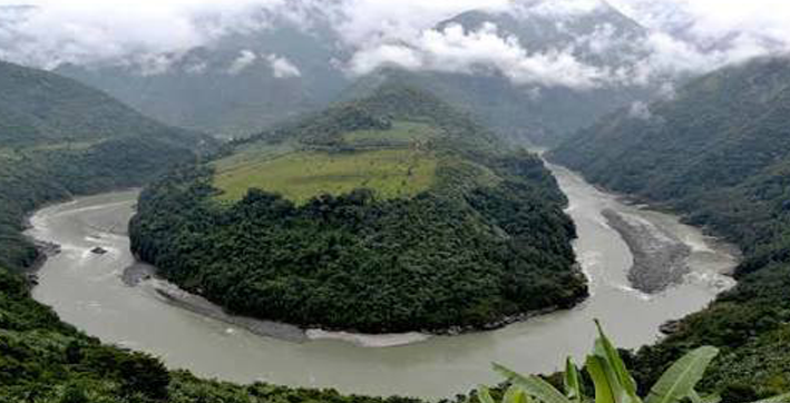 dam on brahmaputra india asks china not to harm interests of downstream states