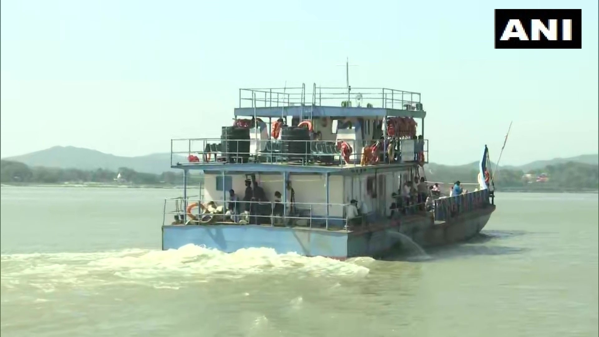 ghy- n ghy ferry service resumes