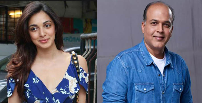 kiara advani signs filmmaker ashutosh gowariker's new movie 'karram kurram'