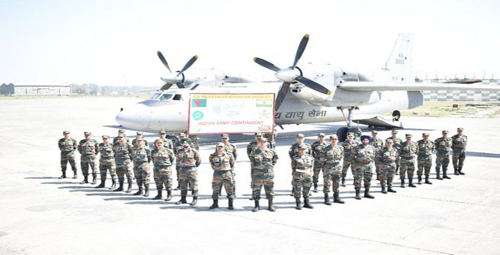 indian-army-delegation-in-bangladesh-for-multinational-military-exercise-'shanti