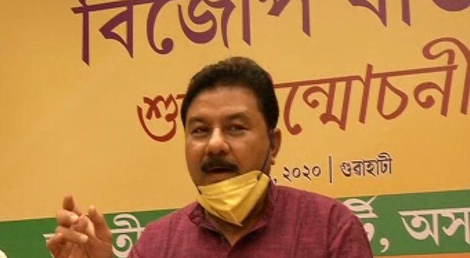 bjp will win 100 seats ranjit das