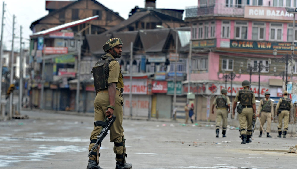 curfew in kashmir ahead of first anniversary of revocation of article 370