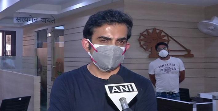 Gautam Gambhir to start free COVID vaccination camps in Delhi