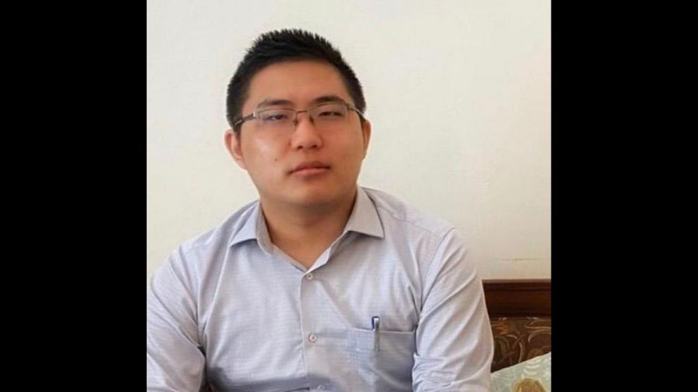 nagaland 25-year-old richard yanthan secures 133 rank in upsc