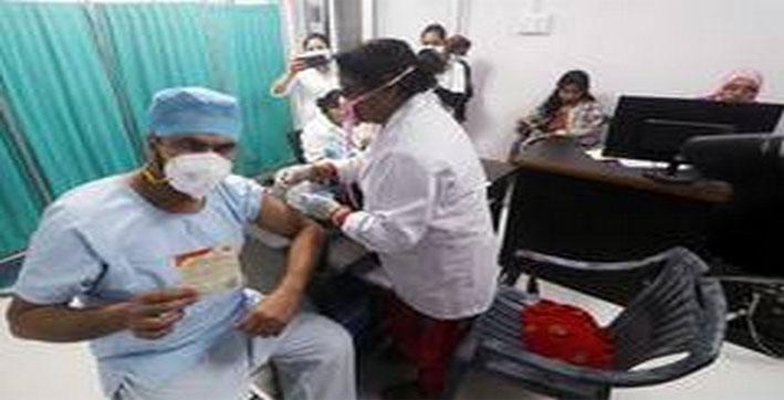 India crosses 2 crore mark in cumulative Covid-19 doses
