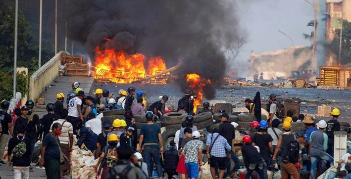 over-dozen-killed-in-myanmar-military's-crackdown-on-protestors-report