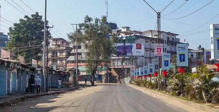 lockdown lifted in kohima