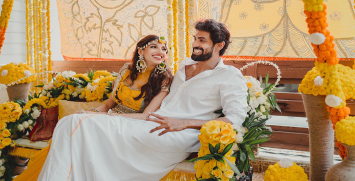 rana daggubati ready to tie knot with miheeka bajaj today