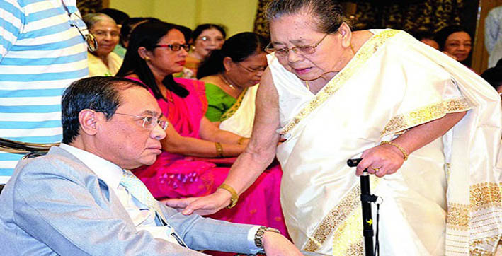 Former CJI Ranjan Gogoi's mother passes away in Delhi
