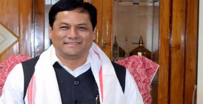 Incumbent CM Sarbananda Sonowal submits his resignation