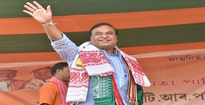 Himanta Biswa Sarma to be the new Chief Minister of Assam