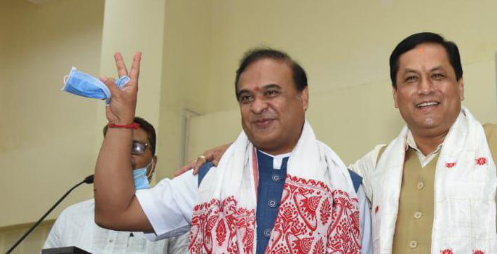 Jitendra Singh, Baijayant Panda congratulate Assam's CM-designate Himanta Biswa Sarma