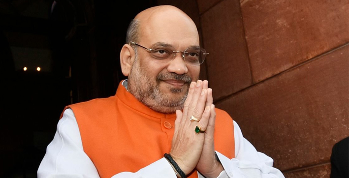 union home minister amit shah tests negative for covid-19