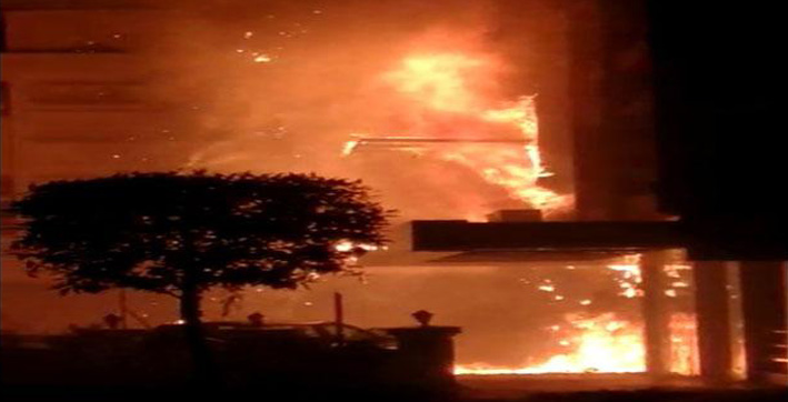cause of vijayawada hotel fire appears to be short circuit says preliminary report