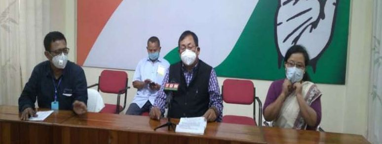 manipur congress suggests cabinet committee