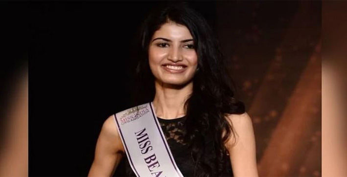 former miss india finalist who cracked upsc exam files complaint over fake instagram accounts
