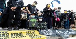 Worldwide demonstrations mark second anniversary of Hong Kong uprising