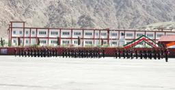 Passing-out parade held to mark entry of recruits into Ladakh Scouts Regiment