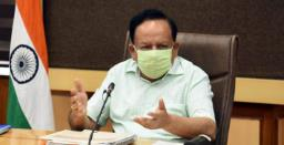 Harsh Vardhan to hold COVID-19 review meeting with State Health Ministers